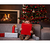 Boy, Christmas, Christmas eve
