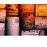 Cork, Bottle corks, Wine corks