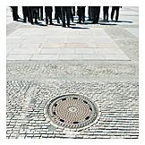 Manhole cover, Group, Leadership