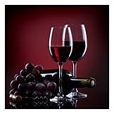 Indulgence & Consumption, Wine, Red Wine