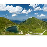 Fellhorn, Hiking area, Allgäu alps