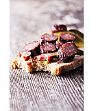 Sandwich, Sausage bread