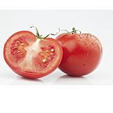 Tomato, Tomato half