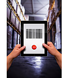 Barcode, Identification