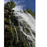 Waterfall, Cascade