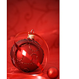 Copy Space, Christmas Ball, Christmas Decoration