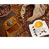 Indulgence & Consumption, Coffee, Espresso