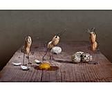 Humor & bizarre, Easter bunny, Misfortune, Miniature