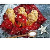 Christmas cookies, Mare guy