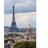 Sights, Paris, Eiffel tower