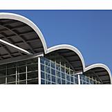 Fair, Exhibition buildings