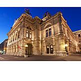 Opera house, State opera, Vienna state opera