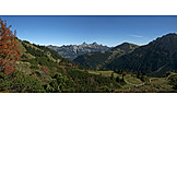 Tirol, Tannheimer valley