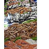 Fish, Seafood, Fish market, Prepared fish