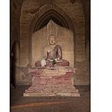 Buddha, Buddha, Bagan