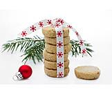 Pastry crust, Christmas cookies, Heath sand