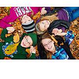 Autumn, Autumn Leaves, Autumn, Childhood