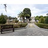Park, Garden, Hastings Garden