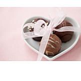 Chocolate candy, Praline