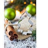 Christmas, Christmas cookies, Baking tins