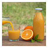 Orange juice, Vitamin c