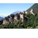 Castle, Castle, Tirol, Merano