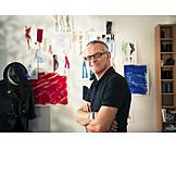 Man, Artist, Creative, Fashion designer