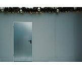 Christmas, Door