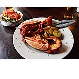 Lobster, Lobster tongs, Crayfish