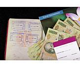 Holiday & Travel, Passport