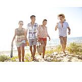 Beach, Summer, Beach Walking, Beach Holiday