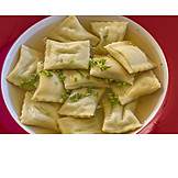 Ravioli, Maul bag soup
