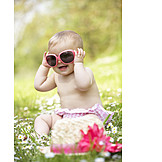 Baby, Summer, Sunglasses