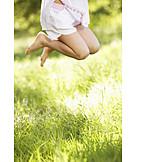 Girl, Jump, Lightweight, Carefree