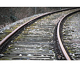 Rail, Curve