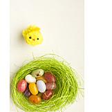 Easter, Easter Nest, Easter Decoration