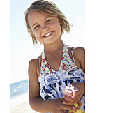 Child, Girl, Summer, Summer Holidays