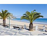 Holiday & Travel, Algarve, Boardwalk, Luz