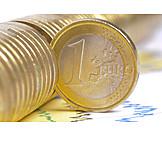 Euro, Currency, 1 euro
