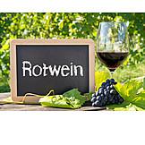 Red wine, Winetasting