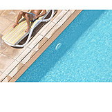 Relaxation & Recreation, Summer, Vacation, Swimming Pool