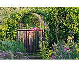 Garden, Garden Gate