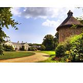 Jersey, Samares manor