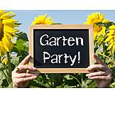 Garden, Garden Party, Summer Celebration