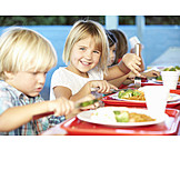 Child, Healthy Diet, Preschool, School Food