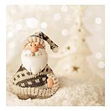 Christmas, Santa clause, Christmas decoration
