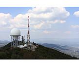 Radar, Radar station