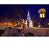Erzgebirge, Christmas, Seiffen