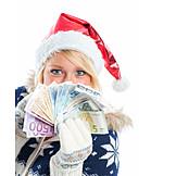 Christmas present, Cash gift