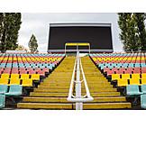 Stadium, Bleachers, Auditorium